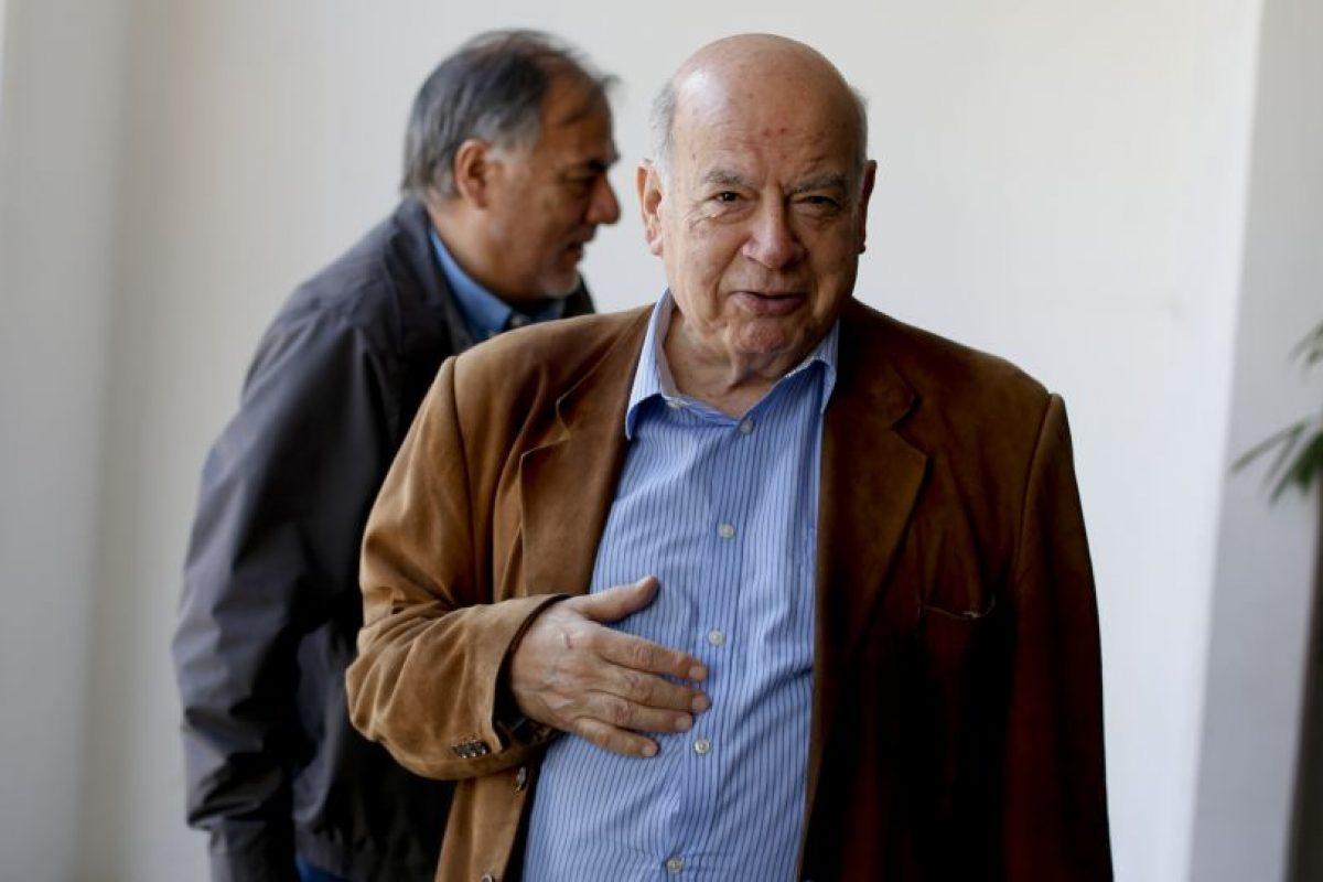 """""""Yo tengo una conversación programada con José Miguel Insulza probablemente para antes de fin de esta semana, jueves o viernes"""", dijo el Canciller Heraldo Muñoz. Foto:Agencia UNO. Imagen Por:"""