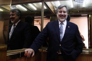 El senador se refirió a la situación del ex Presidente Sebastián Piñera, quien se ha visto cuestionado por el caso Exalmar. Foto:Aton. Imagen Por: