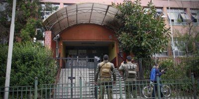 Detienen a estudiante que disparó al interior de un liceo en Concepción