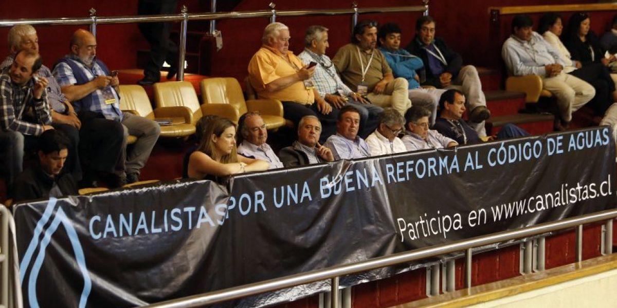 Código de Aguas fue aprobado por los diputados y pasa a Senado