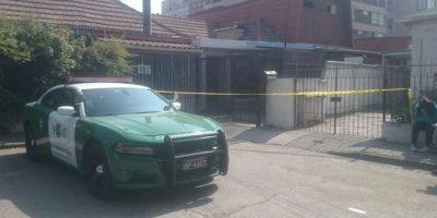 Femicidio en Ñuñoa: hombre de 85 años apuñaló a su esposa de 78
