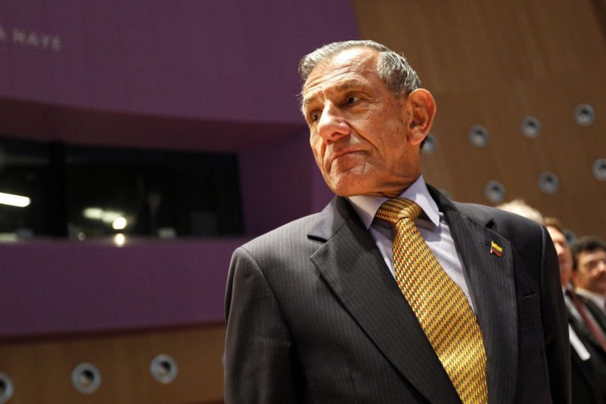Julio Londoño Foto:AFP. Imagen Por: