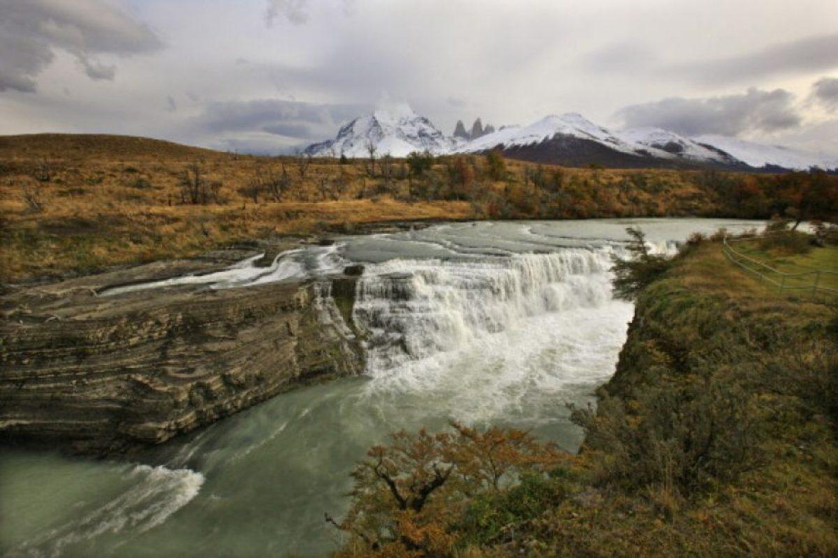 Chile es el único país en el mundo en que el agua es privada. Foto:Getty. Imagen Por: