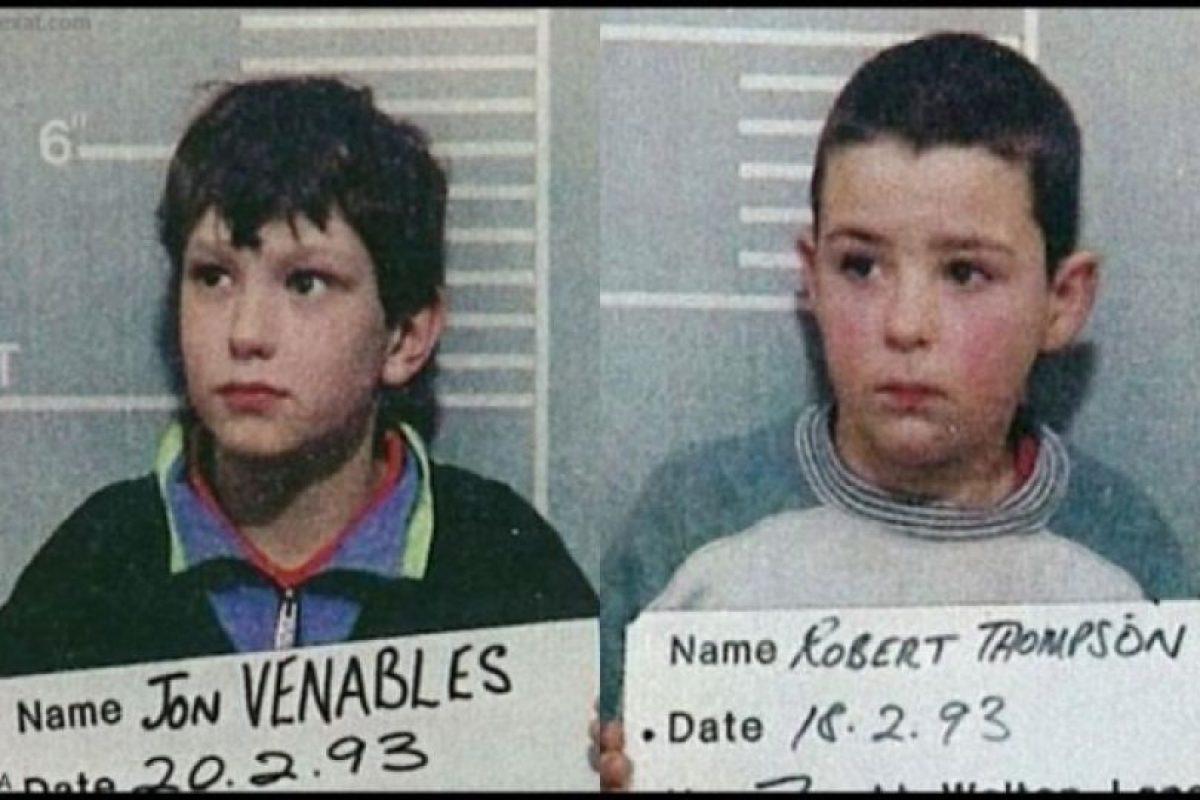 Los dos autores del crimen Foto:Reproducción. Imagen Por: