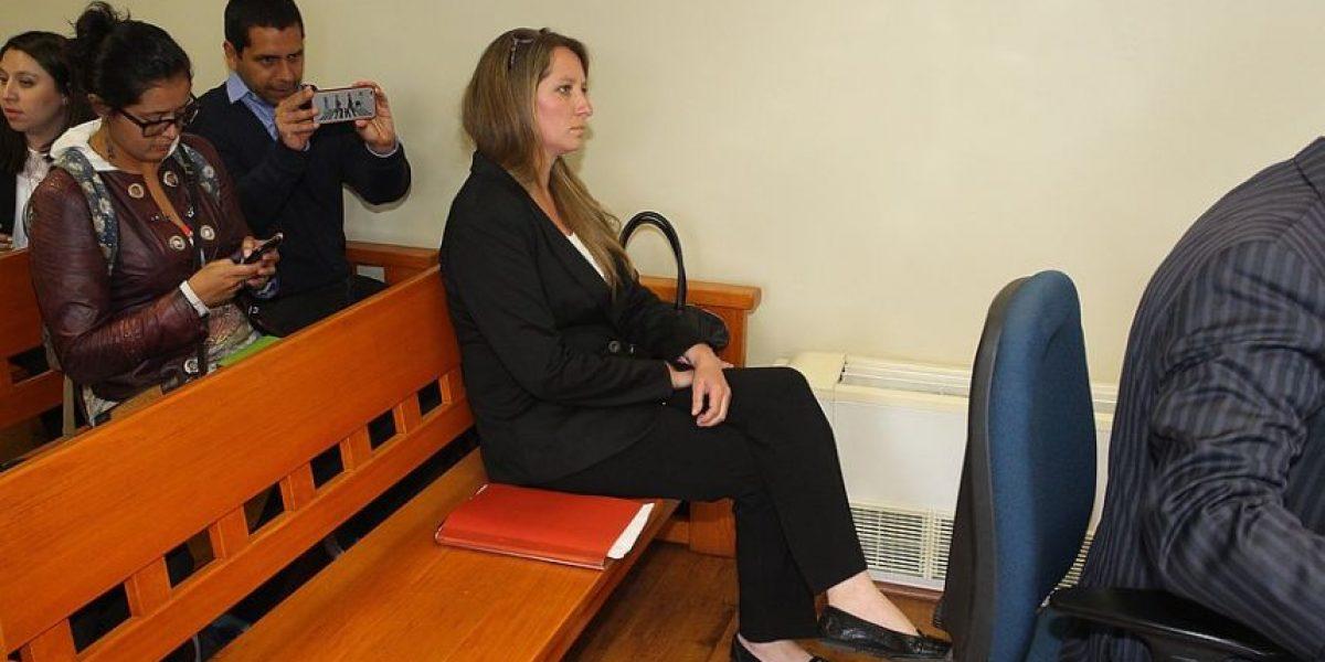 Caval: Corte rechaza permiso a Natalia Compagnon para viajar a Estados Unidos