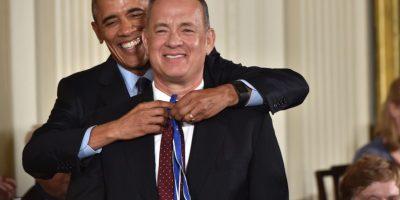 Obama premia a Tom Hanks y Robert De Niro