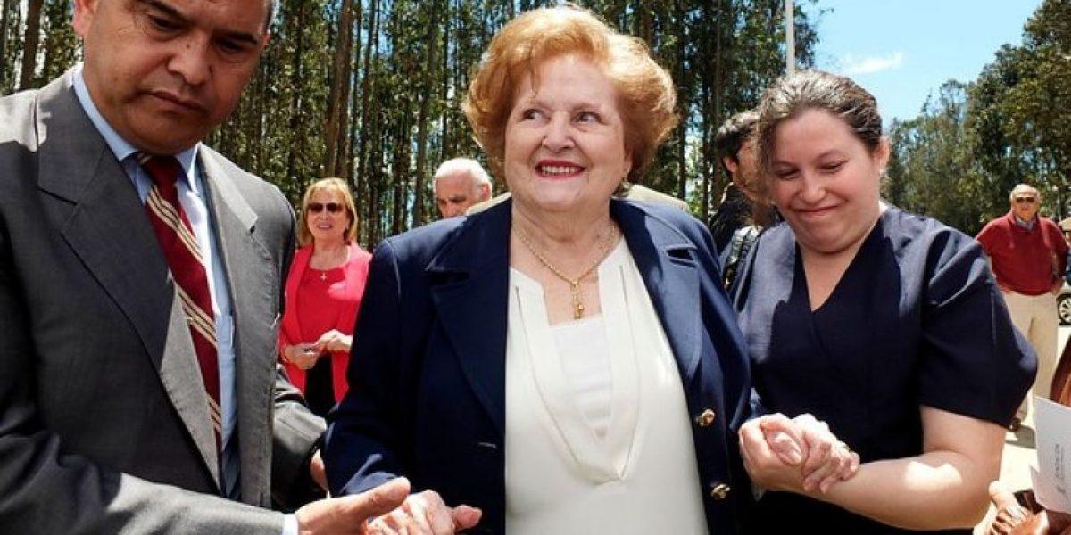 Caso Cema Chile: Lucía Hiriart declarará en calidad de inculpada