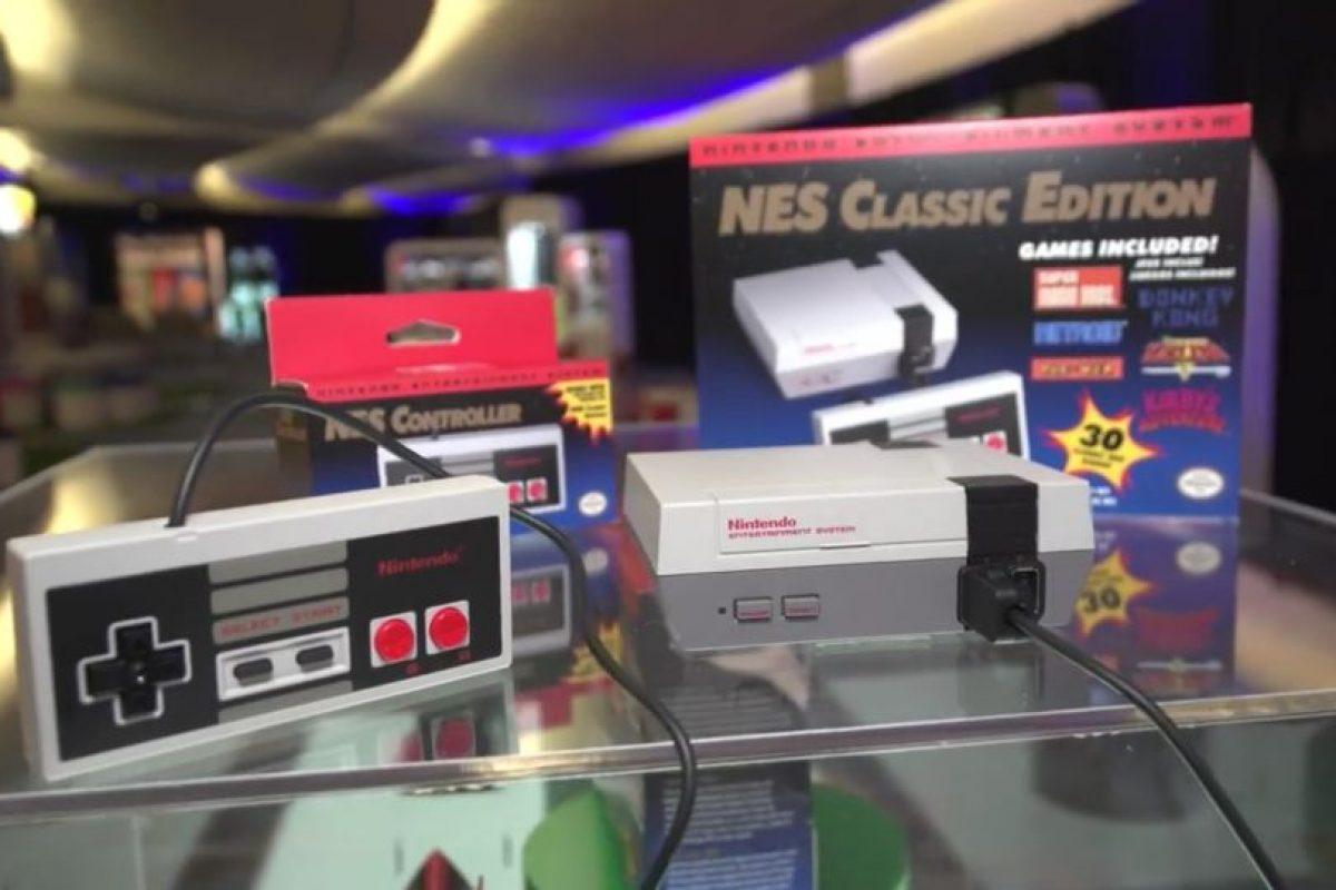 La consola ya se encuentra casi agotada en nuestro país. Foto:Nintendo. Imagen Por: