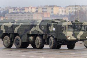 Moscú también dispuso misiles tácticos Iskander en el enclave báltico. Foto:AFP. Imagen Por: