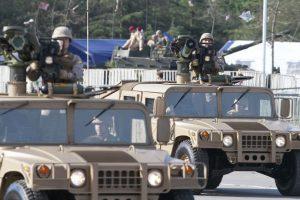 Un 98% de las leyes reservadas o secretas se relacionan con temas de las Fuerzas Armadas, inteligencia y seguridad nacional. Foto:Agencia UNO. Imagen Por:
