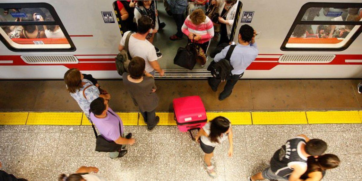 La razón del nauseabundo olor que afecta a los usuarios del Metro en estación Tobalaba