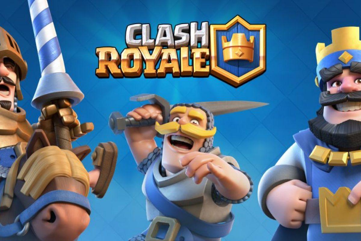"""""""Clash Royale"""" proviene de una exitosa saga del mundo móvil llamada """"Clash of Titans"""". Foto:Captura. Imagen Por:"""