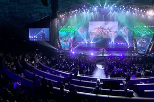 El evento es considerado el evento más importante a nivel mundial de la industria de los videojuegos, la que actualmente mueve más millones que la industria del cine. Foto:Game Awards. Imagen Por: