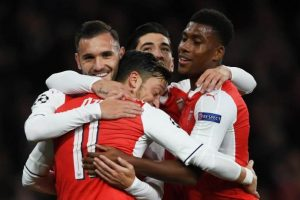 Arsenal (Grupo A) Foto: Getty Images. Imagen Por: