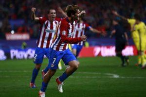 Atlético de Madrid (Grupo D) Foto:Getty Images. Imagen Por: