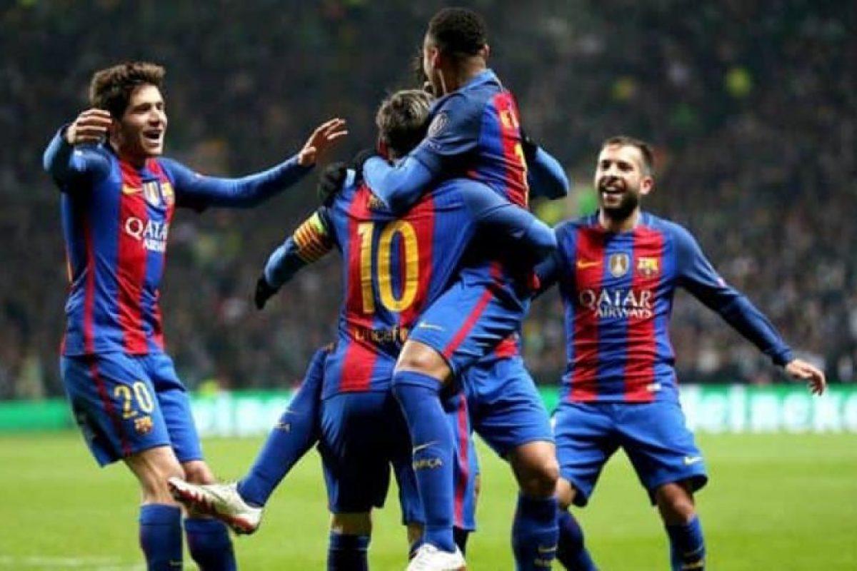 Barcelona (Grupo C) Foto:Getty Images. Imagen Por: