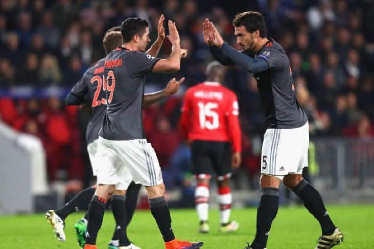 Bayern Munich (Grupo D) Foto:Getty Images. Imagen Por: