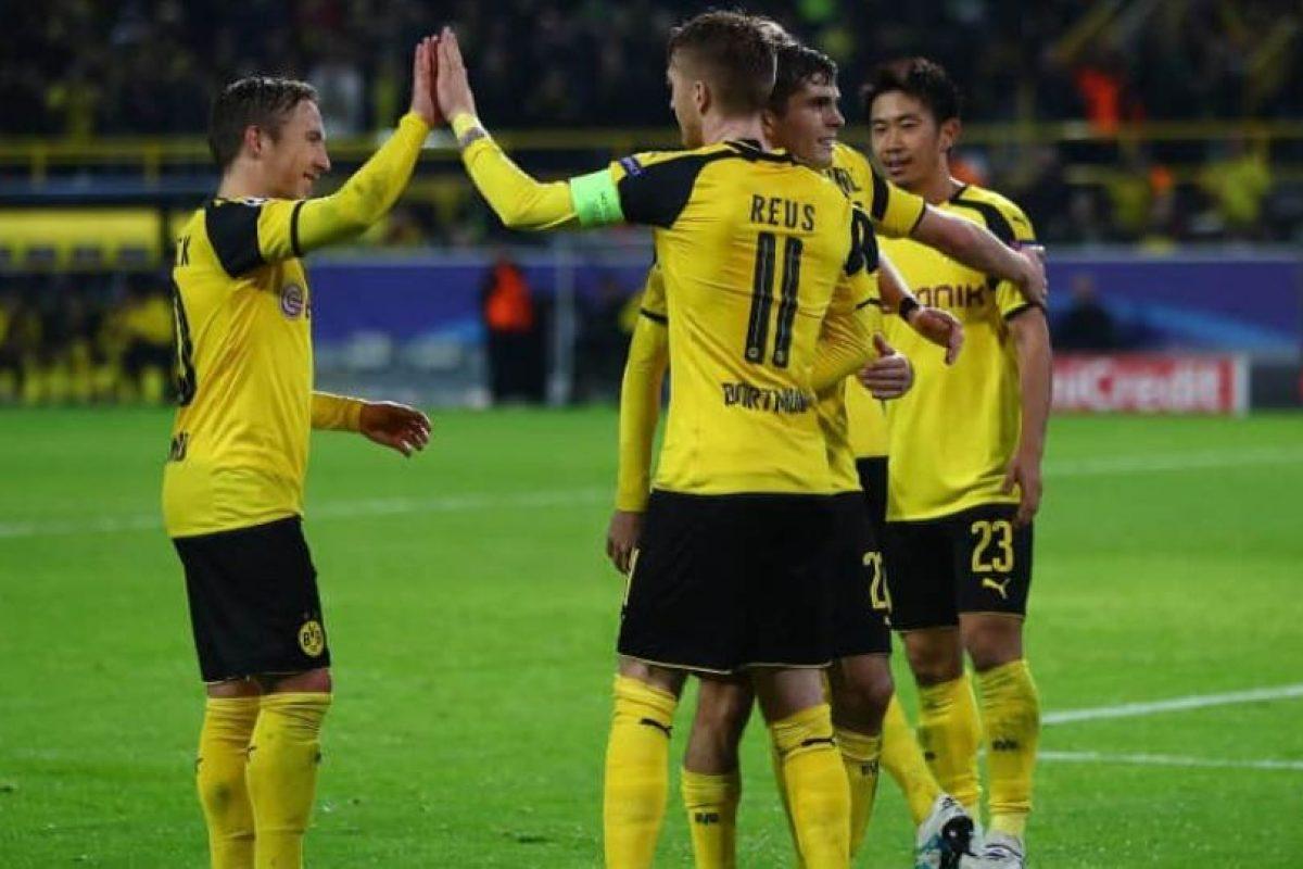 Borussia Dortmund (Grupo F) Foto:Getty Images. Imagen Por:
