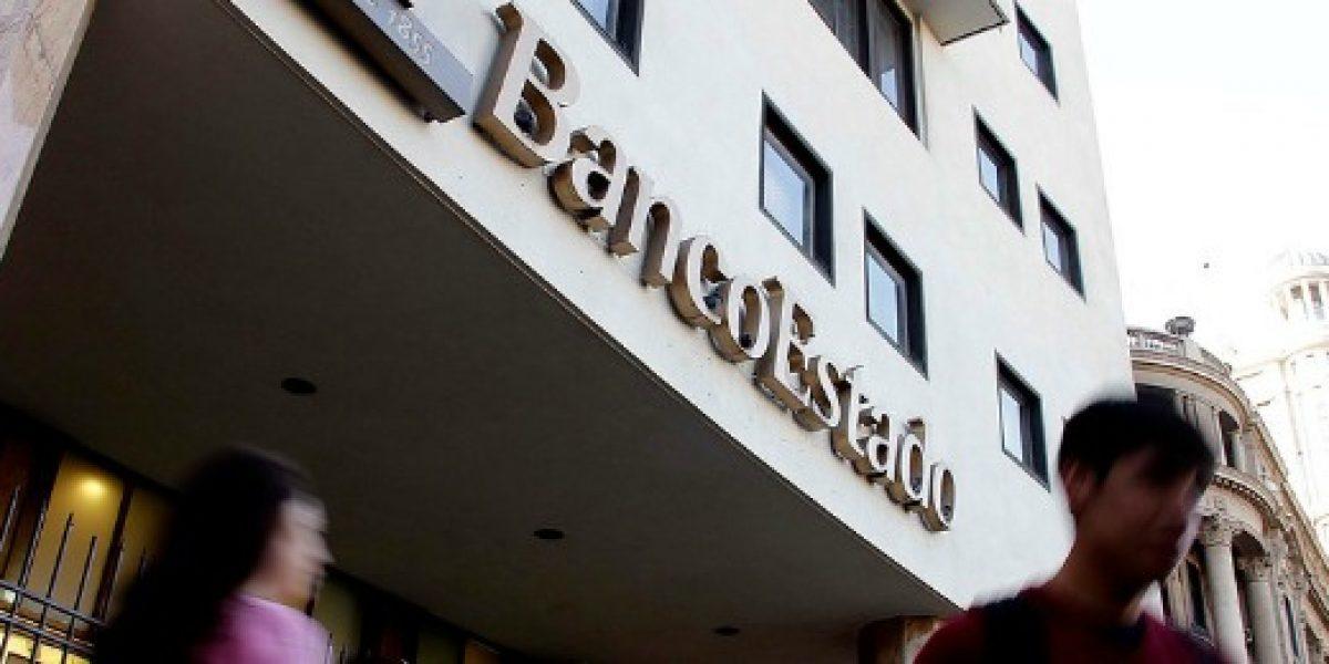 Atención: algunos servicios de BancoEstado no funcionarán este fin de semana