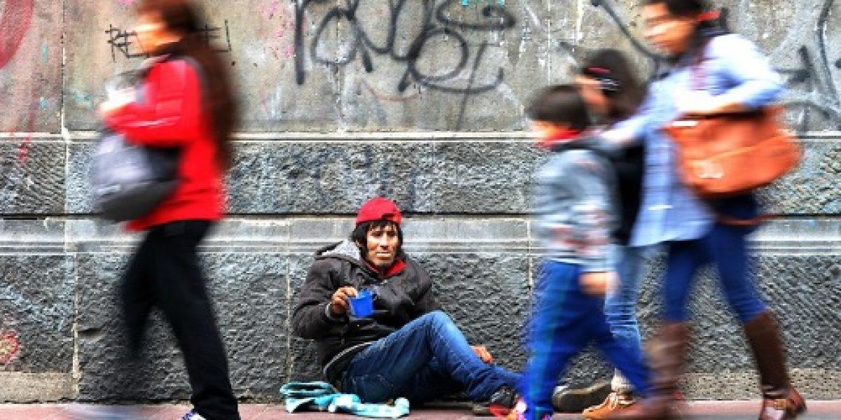 Ocde indica que Chile sigue siendo el país más desigual de la organización