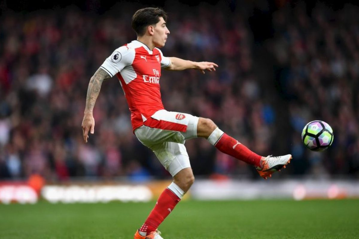 Héctor Bellerín (lateral derecho) – Arsenal Foto:Getty Images. Imagen Por: