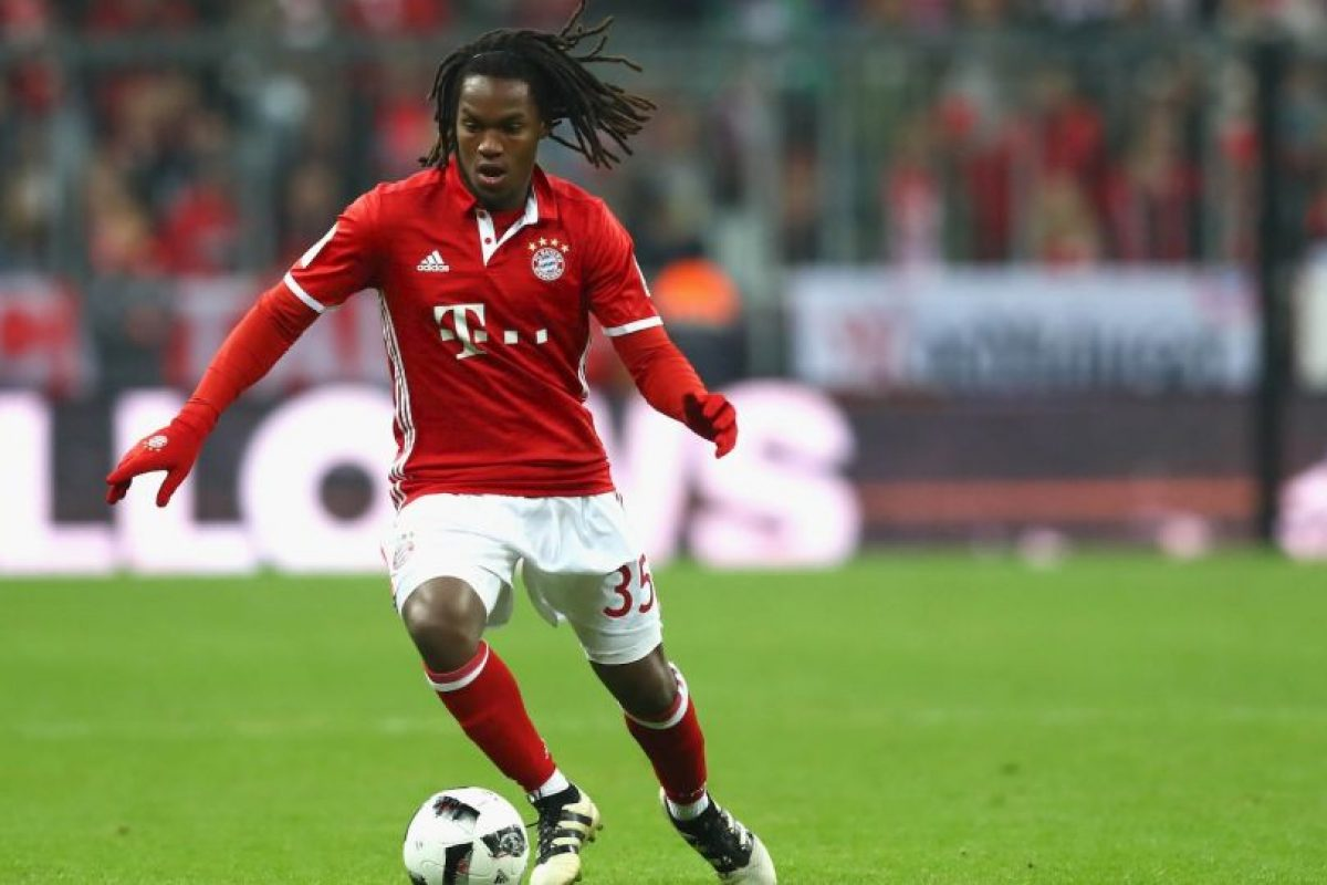 Renato Sanches (enganche) – Bayern Munich Foto: Getty Images. Imagen Por: