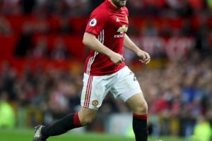 Luke Shaw (lateral izquierdo) – Manchester United Foto:Getty Images. Imagen Por: