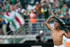 Gabriel Jesus (delantero) – Palmeiras Foto:Getty Images. Imagen Por: