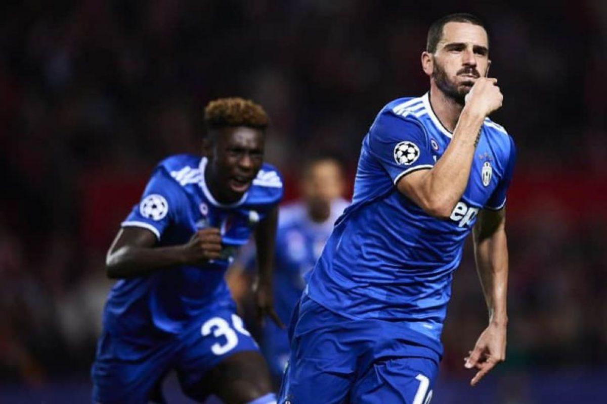 Juventus (Grupo H) Foto:Getty Images. Imagen Por: