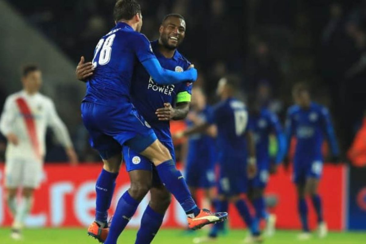 Leicester (Grupo G) Foto:Getty Images. Imagen Por: