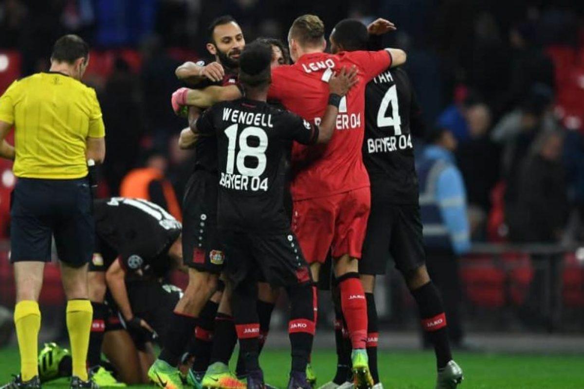 Bayer Leverkusen (Grupo E) Foto:Getty Images. Imagen Por: