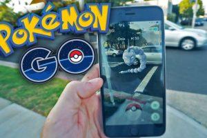 """""""Pokémon GO"""" es uno de los favoritos en esta categoría. El juego fue éxito mundial en descargas. Foto:Niantics. Imagen Por:"""