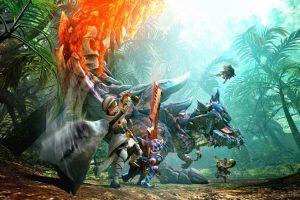 """""""Monster Hunter Generations"""" es un título muy bien evaluado por los jugadores tradicionales. Foto:Captura. Imagen Por:"""
