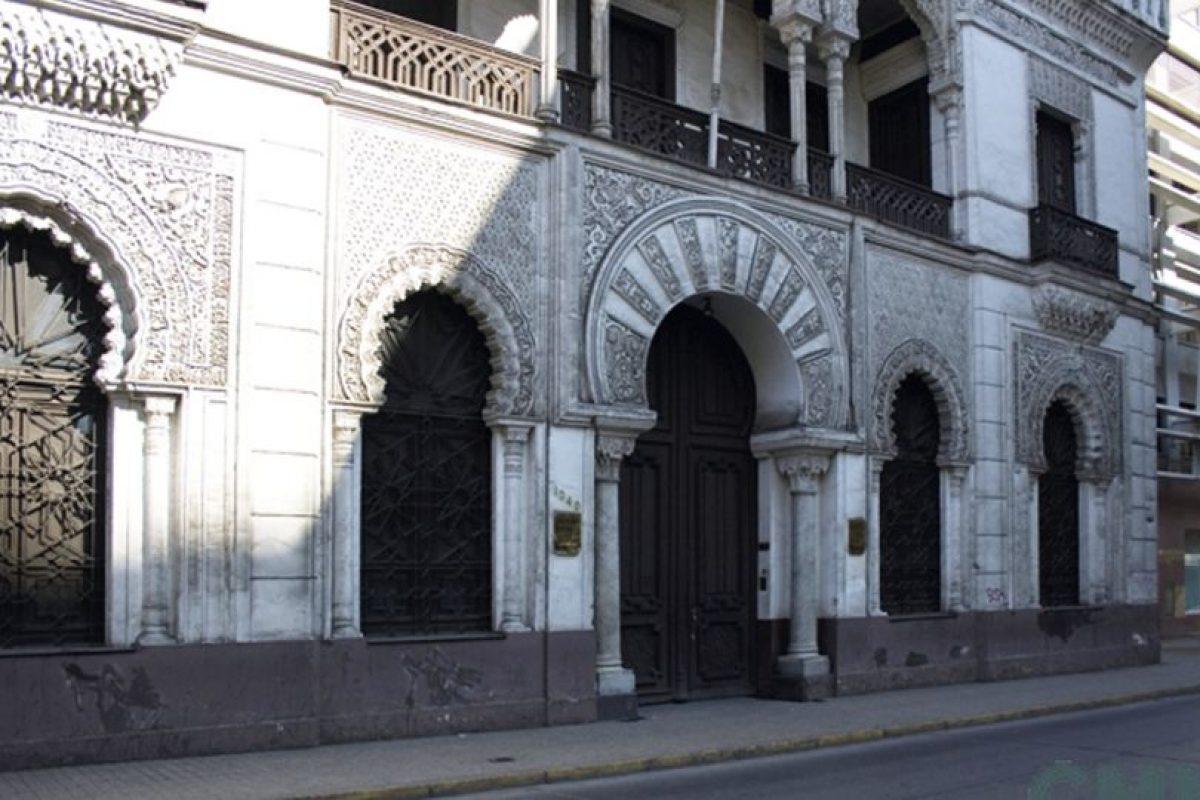 Palacio La Alhambra. Imagen Por: