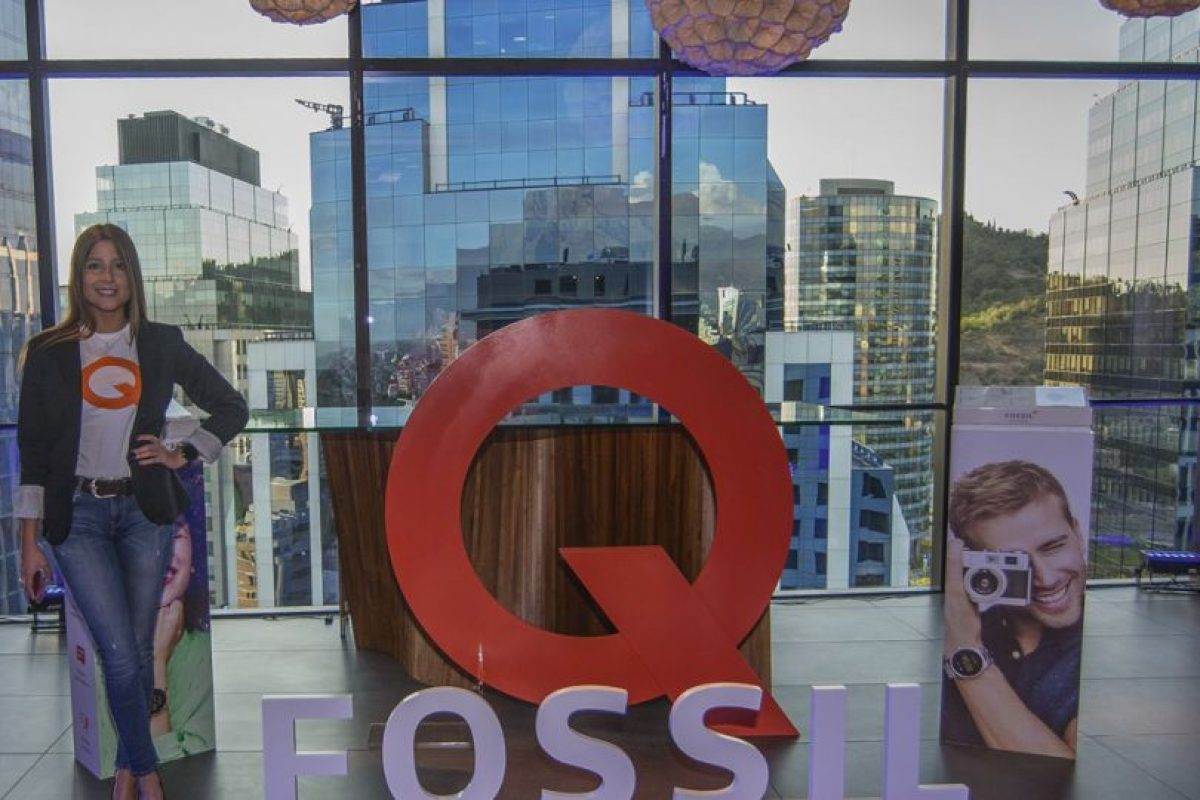 Presentación Fossil Q. Imagen Por: