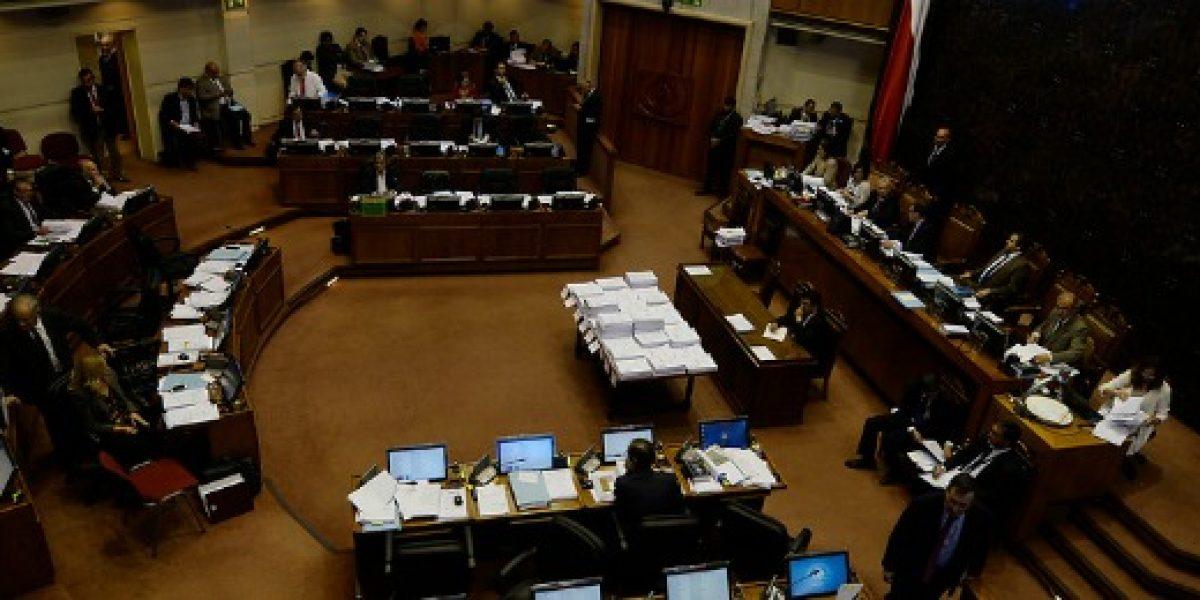 Senado aprueba Presupuesto 2017 sin recursos para gratuidad en educación
