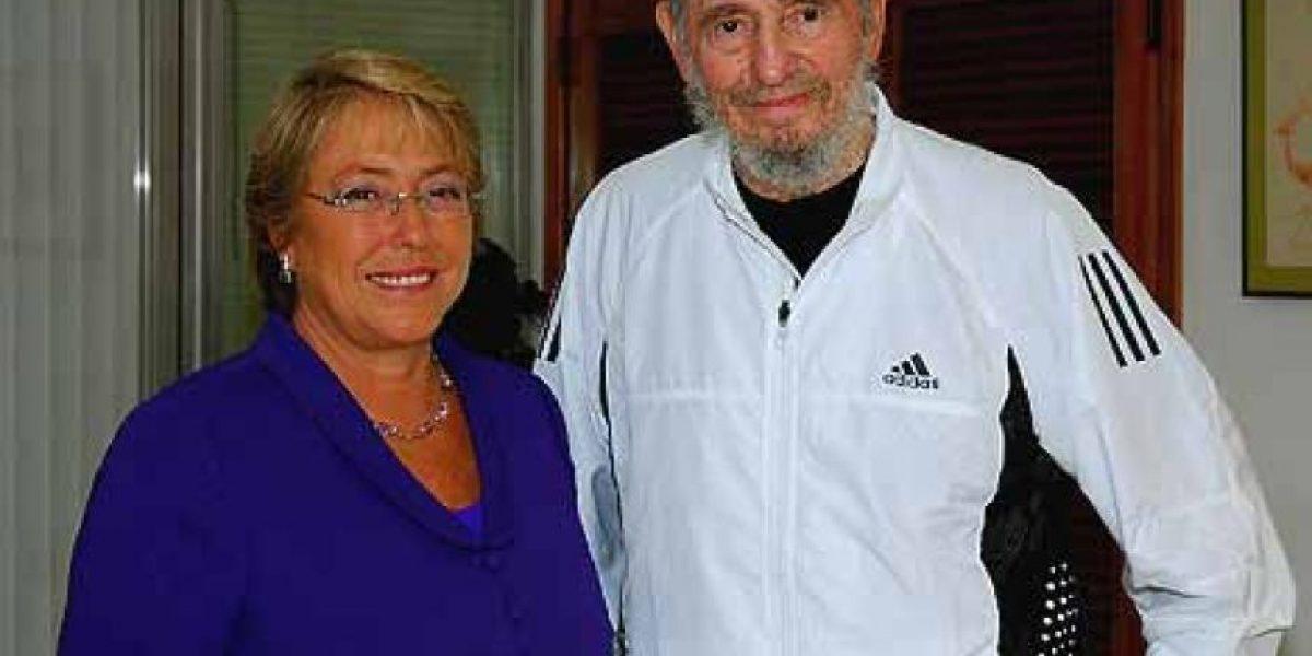 Presidenta Bachelet: