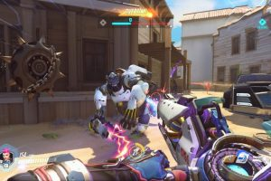 """""""Overwatch"""" es uno de los nominados a """"mejor juego 2016"""" en los """"Game Awards"""". Foto:gentileza. Imagen Por:"""