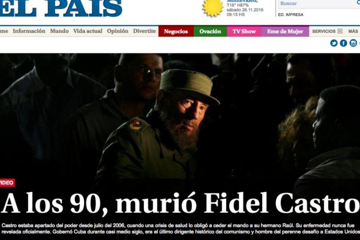 El País, Uruguay. Imagen Por: