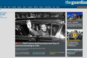 The Guardian, Gran Bretaña. Imagen Por: