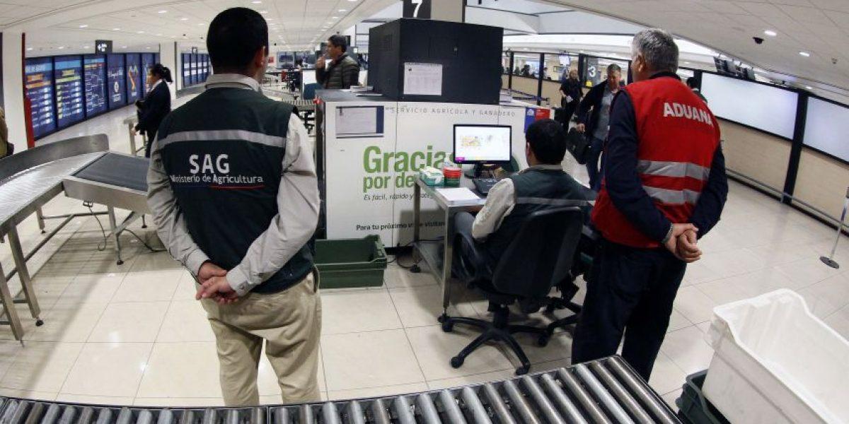 Funcionarios del SAG anuncian paro nacional e interrumpirían labor en controles fronterizos