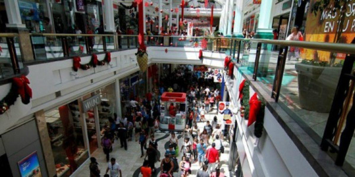 Navidad aumenta 30% empleos temporales