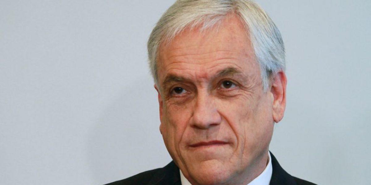 Piñera y acusaciones por Exalmar: