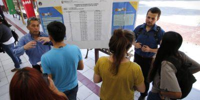 Más de 290 mil inscritos rinden desde este lunes la PSU
