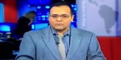 Periodista protagoniza un récord de fails al anunciar la muerte de Fidel Castro y se convierte en viral