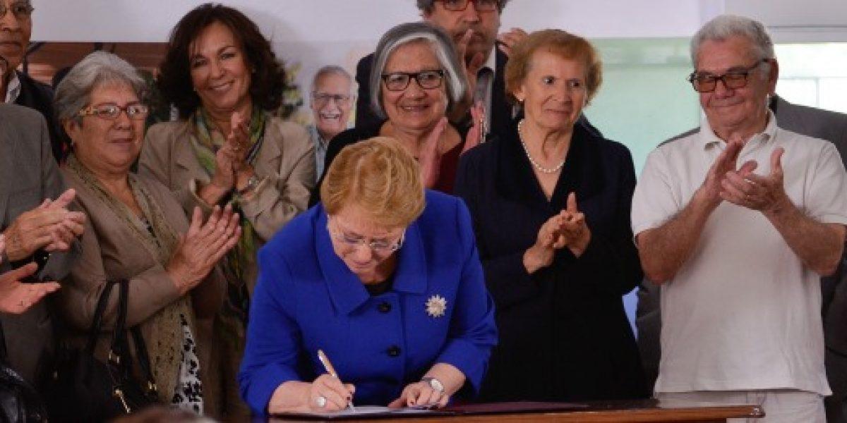 Promulgan ley que reajusta en un 10% las pensiones básica solidarias