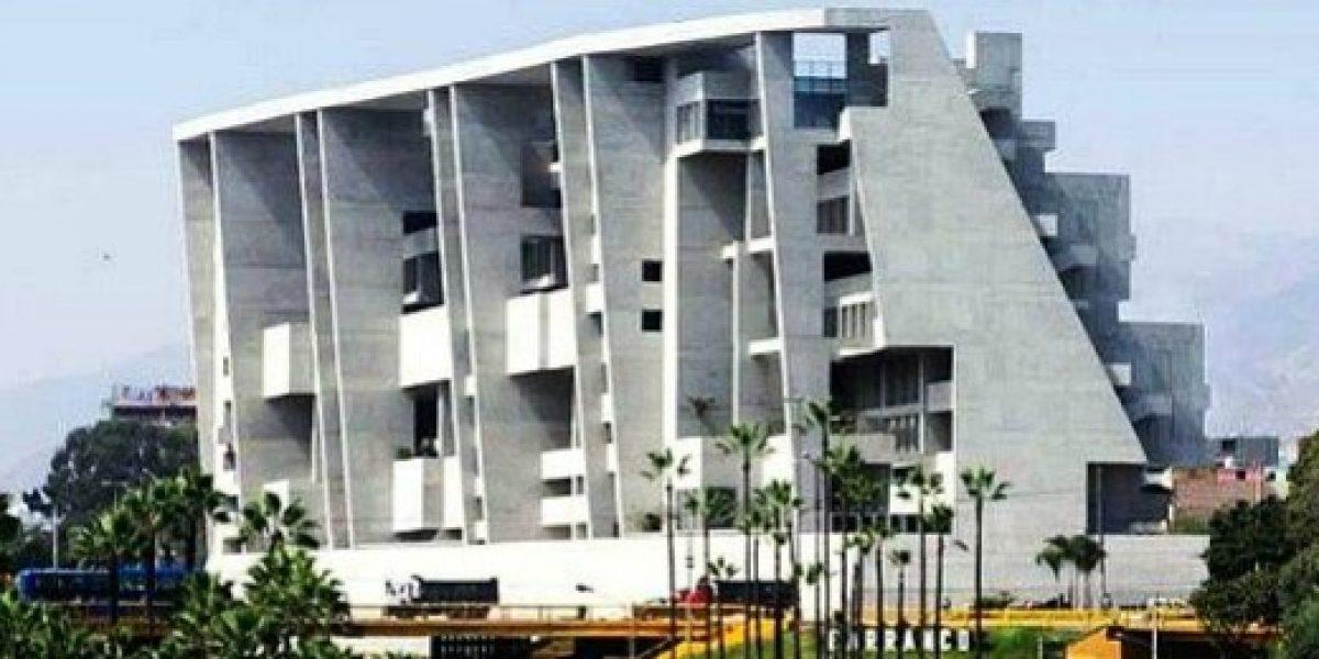 [Galería] Sede de U. de Ingeniería y Tecnología fue premiada como el mejor edificio del mundo