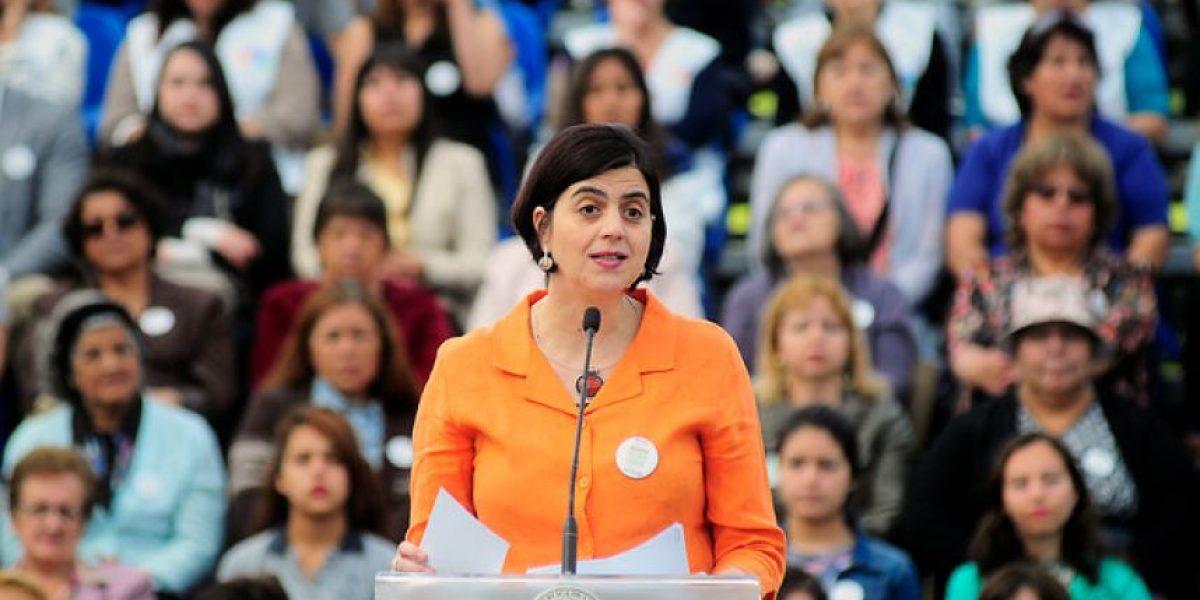 La ministra de la Mujer y Equidad de género expuso en inauguración de diplomado de la PDI