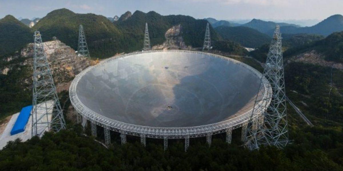 Fast: el multimillonario proyecto chino para buscar extraterrestres que dejó a 9 mil personas sin hogar