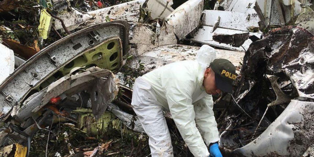 Revelan la lista de las 71 personas que murieron en Colombia